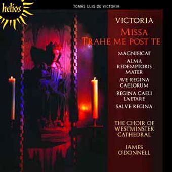 Victoria | Missa Trahe me post te & Motets