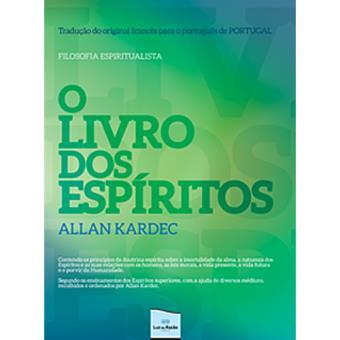O Livro dos Espíritos - Allan Kardec - Compra Livros na