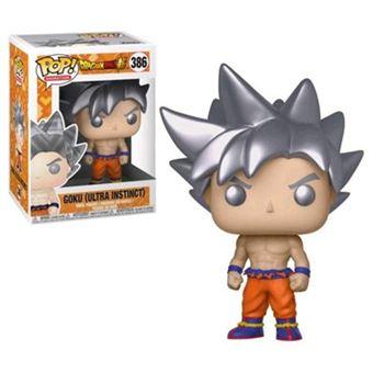 Funko Pop! Dragon Ball Z: Goku Ultra Instinct - 386