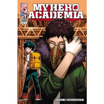 My Hero Academia - Book 14