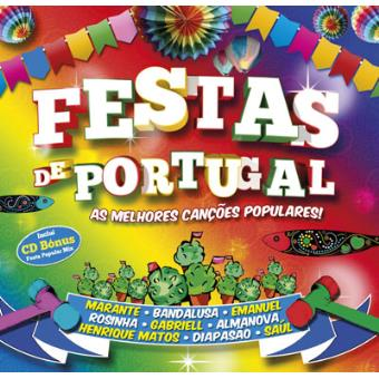 Festas de Portugal (2CD)