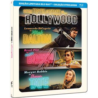 Era Uma Vez em... Hollywood - Edição Steelbook - Blu-ray