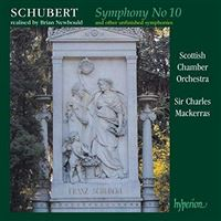 Symphony 10 & Other Unfinished Symphonies - CD