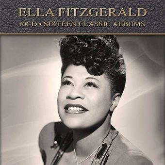 Ella Fitzgerald: Sixteen Classic Albums - 10CD