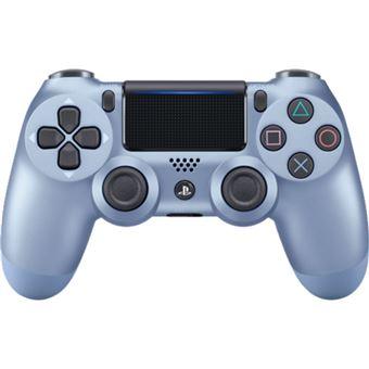 Comando Sony Dualshock 4 - Titanium Blue - Edição Especial PS4