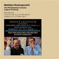 Shostakovich | Cello Concerto No. 1 & Symphony No. 1