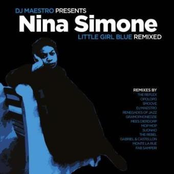 Little Girl Blue Remixed (180g) (2LP)