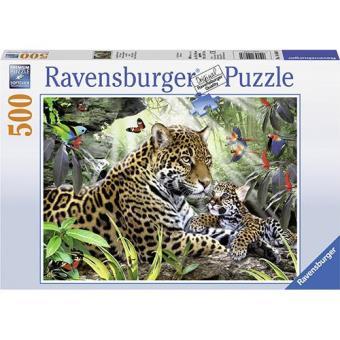 Puzzle Jaguar Junior (500 peças)