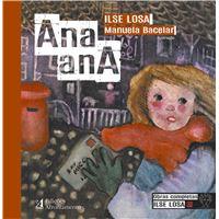 Ana-anA - O Livro de Natal de Ilise Losa