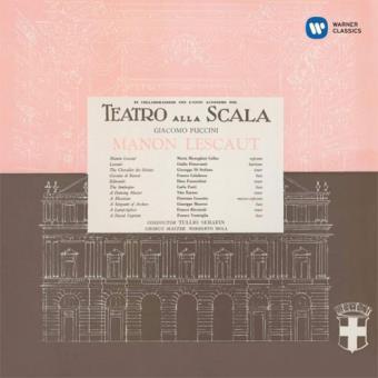 Puccini: Manon Lescaut - CD