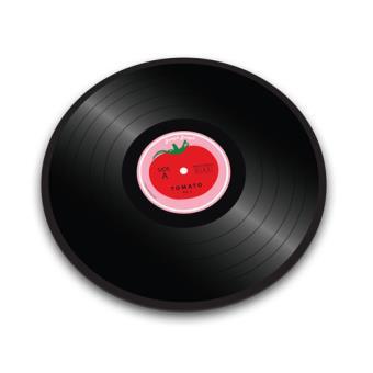 Joseph Joseph Tábua Tomato Vinyl (Preto)