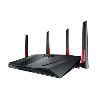 Router Gaming Asus AiMesh Wireless RT-AC88U AC3100 - Preto