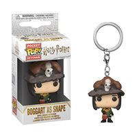 Funko Pop! Porta-Chaves Harry Potter: Boggart as Snape
