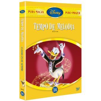 Tempo de Melodia - DVD
