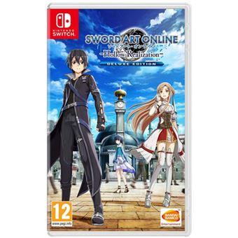 Sword Art Online: Hollow Realisation - Deluxe Edition - Nintendo Switch