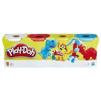 Play-Doh Pack 4 Potes - Envio Aleatório - Hasbro