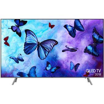 Smart TV Samsung QLED UHD 4K QE82Q6FN 208cm