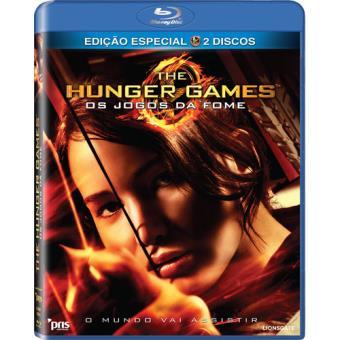 The Hunger Games: Os Jogos da Fome - 2 Blu-ray