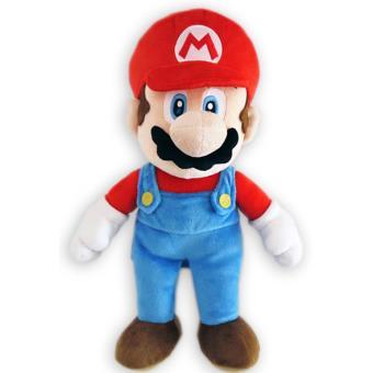 Mario Bros - Peluche Mario (24 cm)