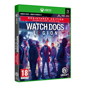 Watch Dogs: Legion - Resistance Edition - Xbox One