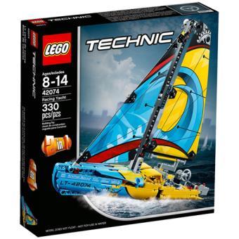 LEGO Technic 42074 Iate de Corrida