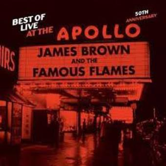 The Best Of Live At The Apollo(50th