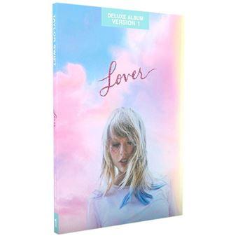 Lover - Deluxe Album Version 1 - CD