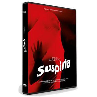 Suspiria - Versão Restaurada - DVD