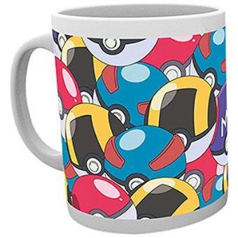 """Pokémon - Caneca """"Pokerballs"""""""