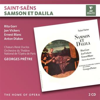 Saint-Saëns: Samson et Dalila - 2CD