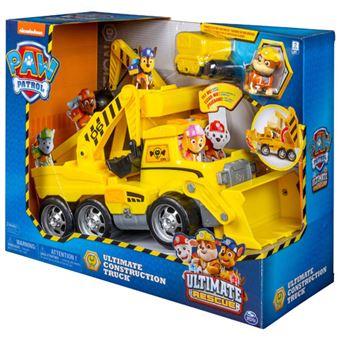Patrulha Pata - Paw Patrol Camião de Construção - Concentra