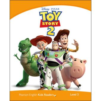 Pearson English Kids Readers Level 3 - Toy Story 2