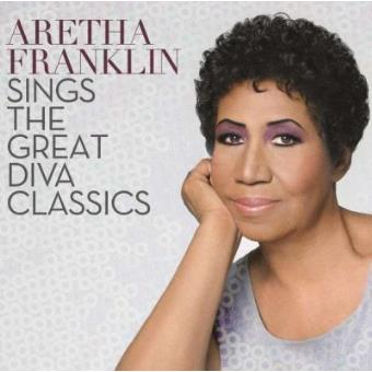 Aretha Franklin Sings the Great Diva Classics - LP 12''