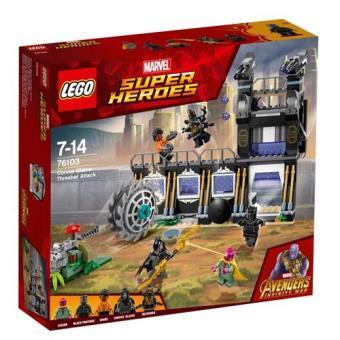 LEGO Marvel Super Heroes 76103 Ataque Avassalador de Corvus Glaive