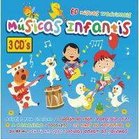 Músicas Infantis (3CD)