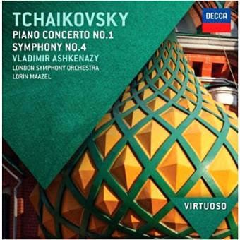 Piano Concerto nº 1 | Symphonie nº 4