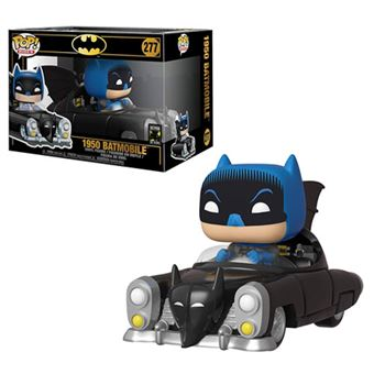 Funko Pop! Batman: 1950 Batmobile - 80th Anniversary - 277