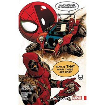 Spider-man/deadpool vol. 8: road tr
