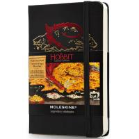 Moleskine: Caderno The Hobbit Liso Bolso