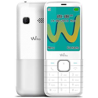 Telemóvel Wiko Riff 3 Plus - Branco