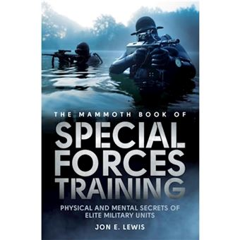 Mammoth book of special forces trai