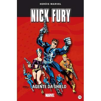Nick Fury, Agente da SHIELD