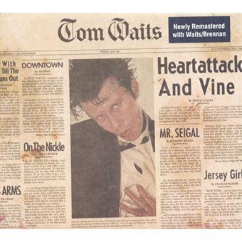 Heartattack & Wine - CD