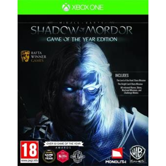 Middle-earth: Shadow of Mordor Game of the Year Edition Xbox One