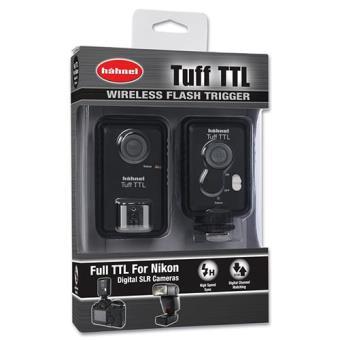 Hahnel Disparador de Flashes Tuff TTL para Nikon