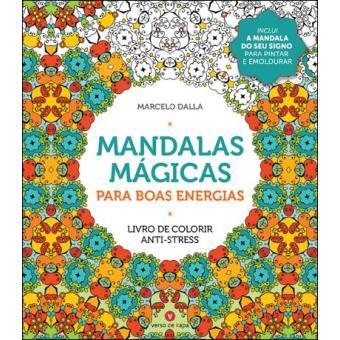 Mandalas Mágicas Para Boas Energias