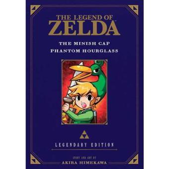 The Legend of Zelda: Legendary Edition - Book 4: The Minish Cap - Phantom Hourglass