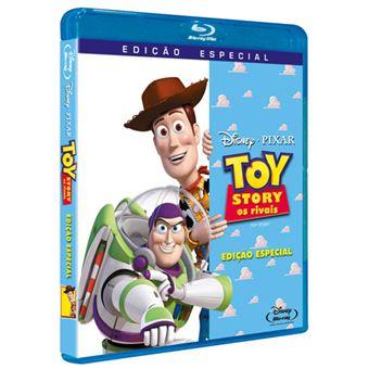 Toy Story 1: Os Rivais - Blu-ray