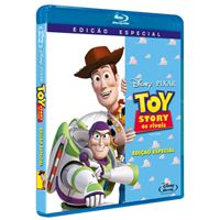 Toy Story 1: Os Rivais - Blu-ray