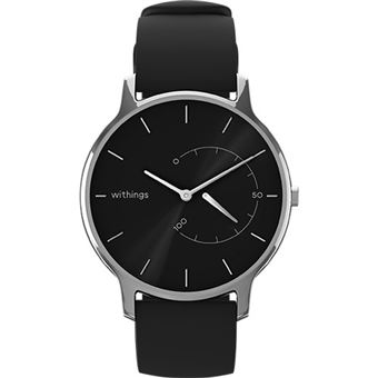 Relógio de Desporto Withings Move Timeless Chic - Black | Silver